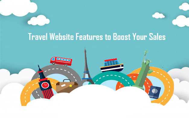 Travel Website Features