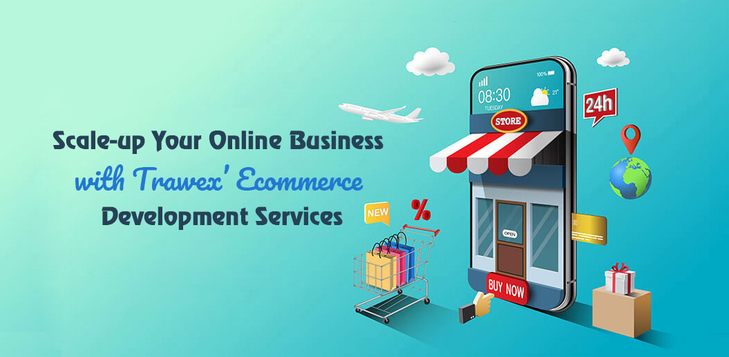 End to End E-commerce Website Development